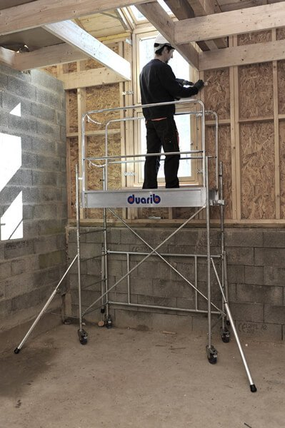 Echafaudage d 39 escalier sp cial escaliers troits - Escalier direct usine ...