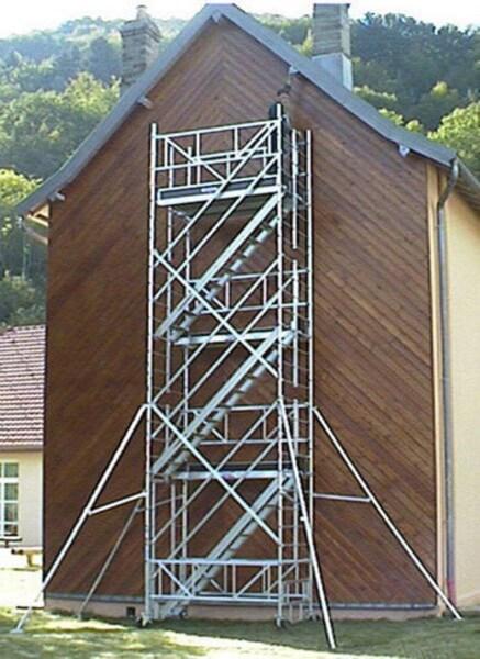 tour escalier