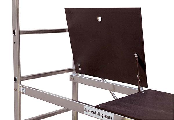 trappe echafaudage domestique B4 203702