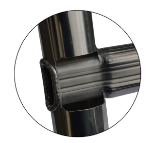 tube rond echafaudage domestique tekup 455