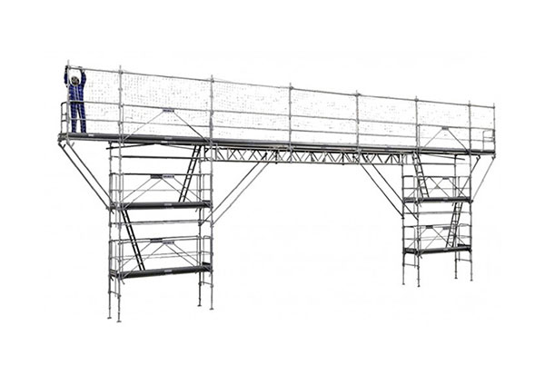 Utilisation du pont de couvreur