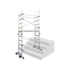 echafaudage escalier modulable