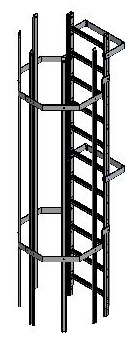 module d'echelle crinoline r11