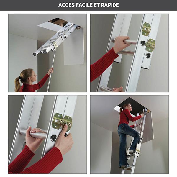 acces grenier echelle escamotable 9343 44
