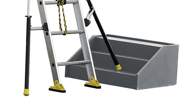 Echelle coulissante 3 plans aluminium jusqu à 18.25m 7f0213a9c163