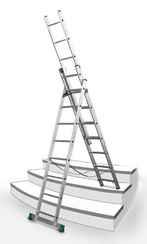 echelle dans escalier 7800