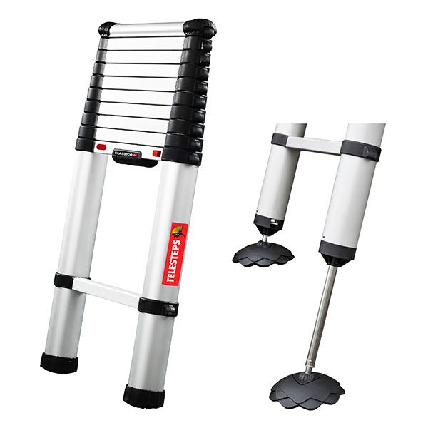 echelle pour escalier pliante en aluminium. Black Bedroom Furniture Sets. Home Design Ideas