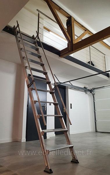 echelle mezzanine S15 26 C