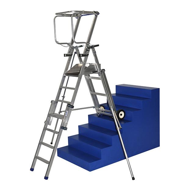 Utilisation dans des escaliers