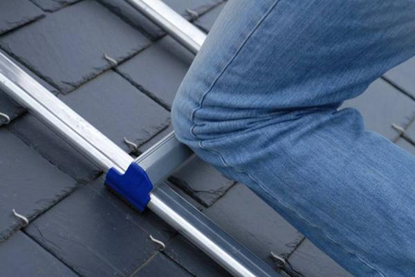 échelle de toit tubesca