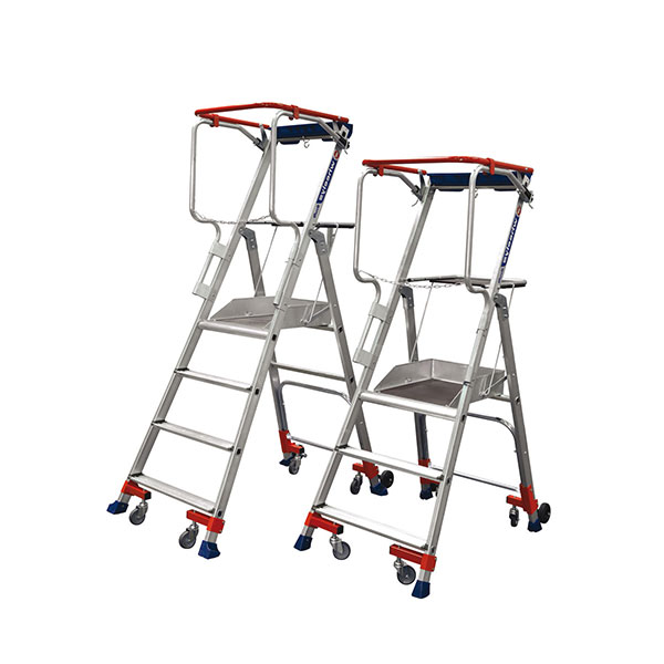 gamme pirl roulante wheelys