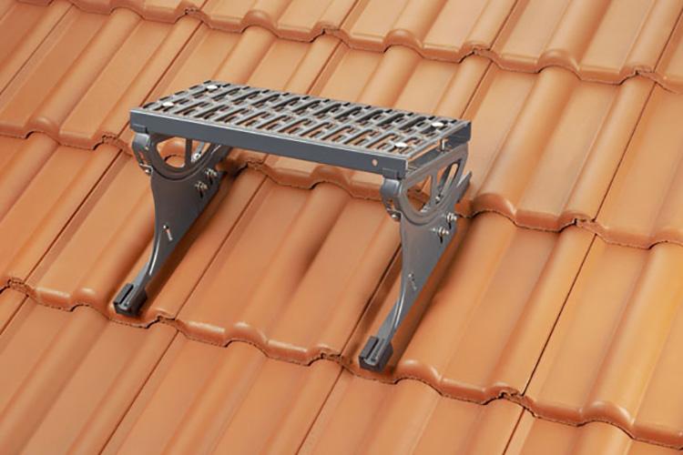plateforme pour toiture