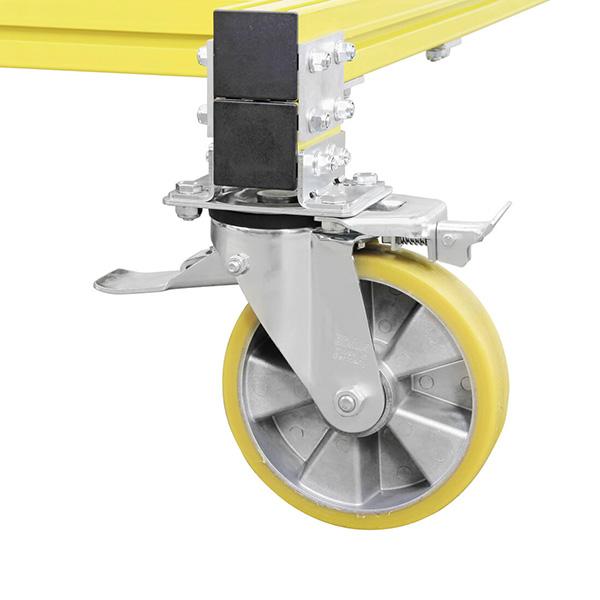 roue de l'échelle