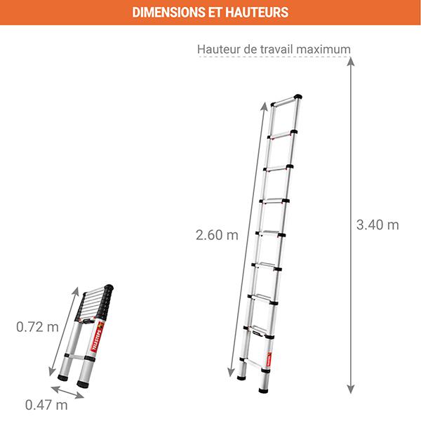 schema echelle telescopique 60226