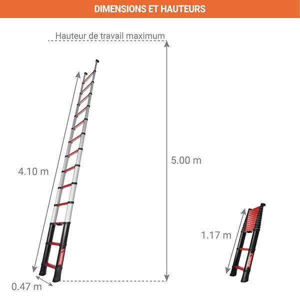 schema echelle telescopique pompier TEL 70741 501