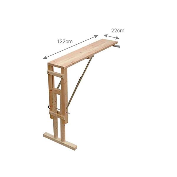 schema taquet escalier BTA057