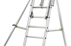 Stabilisateurs de l'échelle de pylone