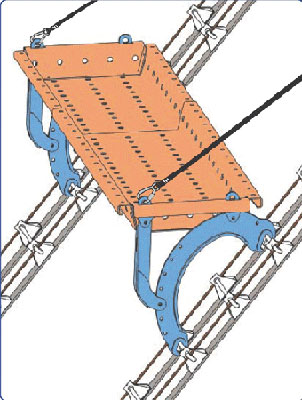 systeme echelles toit