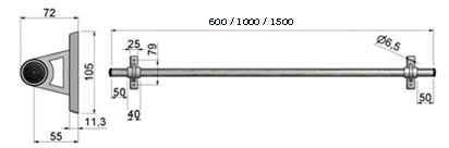 schema de la barre d'accochage