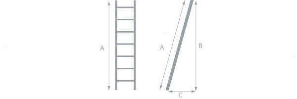 schema de l'échelle isolante