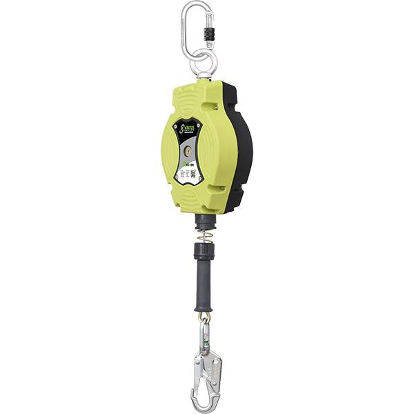 cable antichute rappel automatique 10 m utilisation vertical