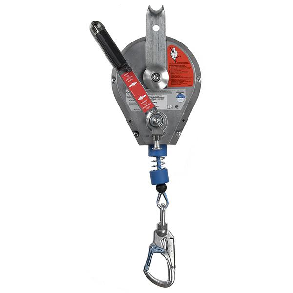 dispositif antichute secours corde