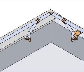 Garde-corps aluminium