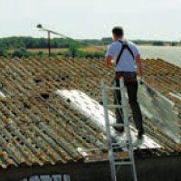 systeme de securite pour toiture