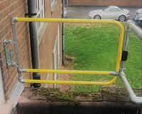 Portillon de sécurité Kee Gate - Utilisation extérieur