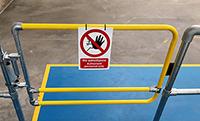 Portillon de sécurité Kee Gate