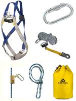 kit de sécurité pour couvreur