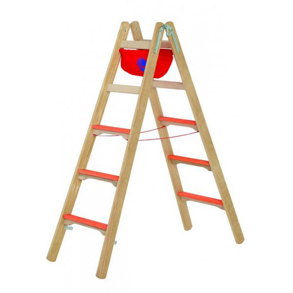 escabeau de peintre bois