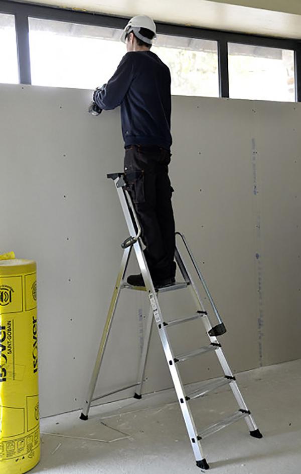 travaux isolation escabeau pro 2702