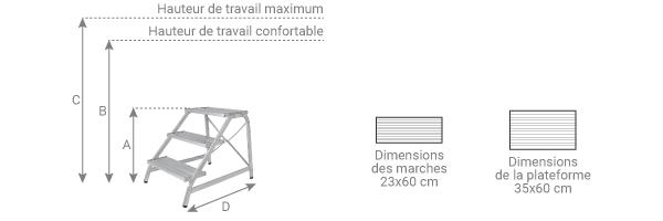schema  du marchepied alu 6875