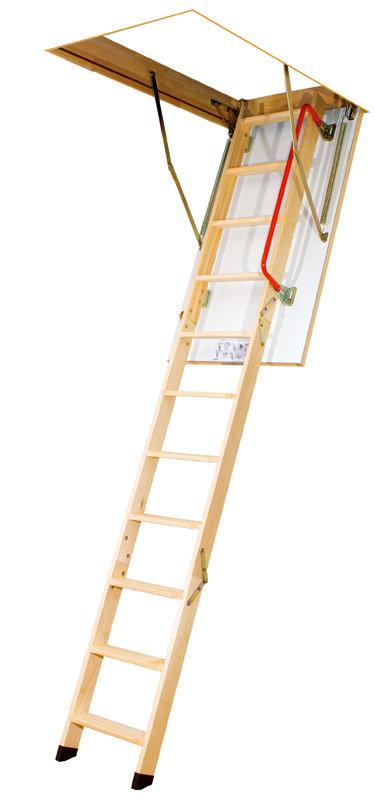 escalier escamotable bois