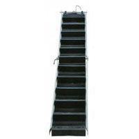 schema de l'escalier de toit