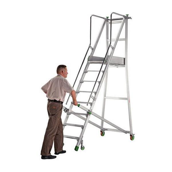 déplacer l'escalier roulant