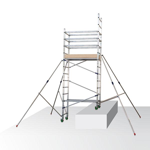 echafaudage ALTO AL410 escalier