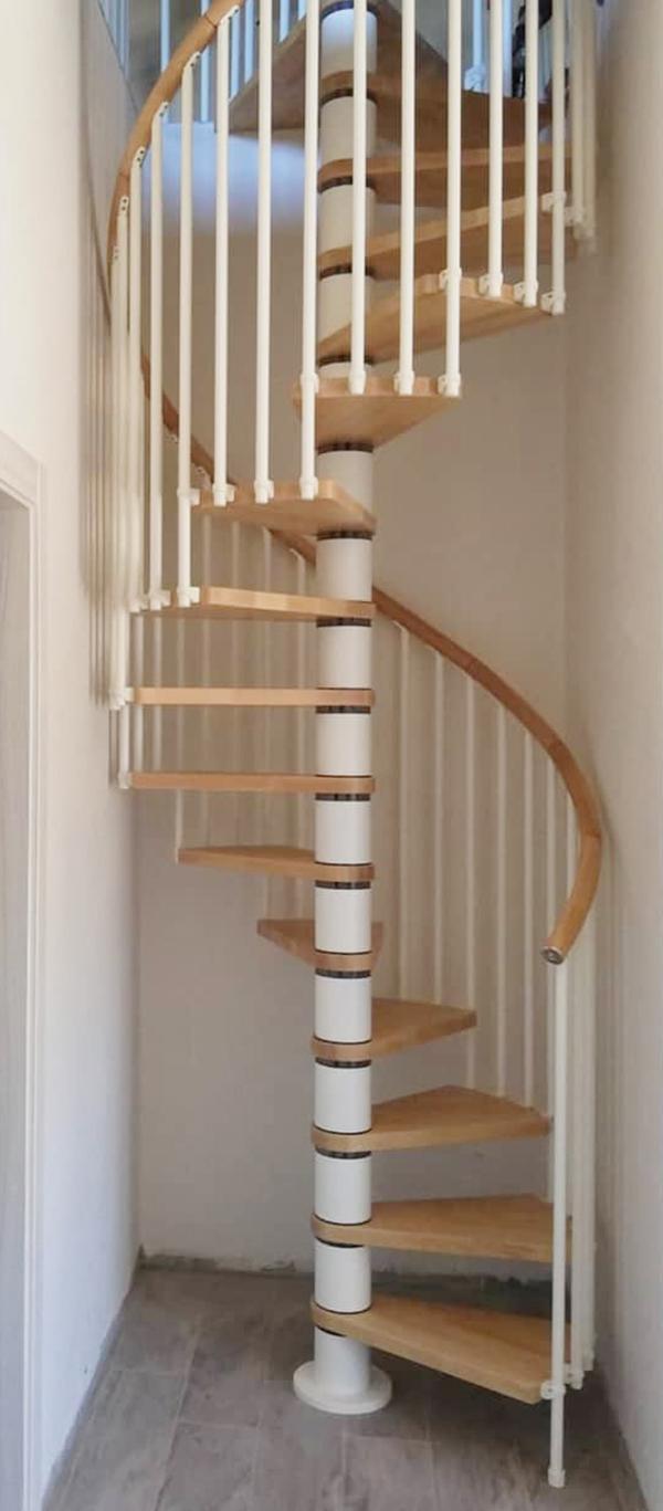 escalier colimacon gain place phola