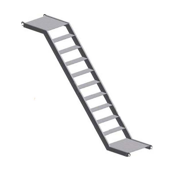 escalier de chantier 50 25