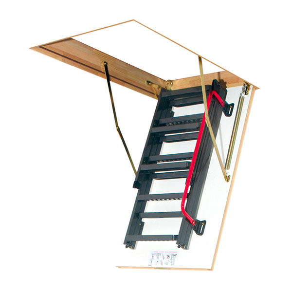 escalier escamotable LMK pliee