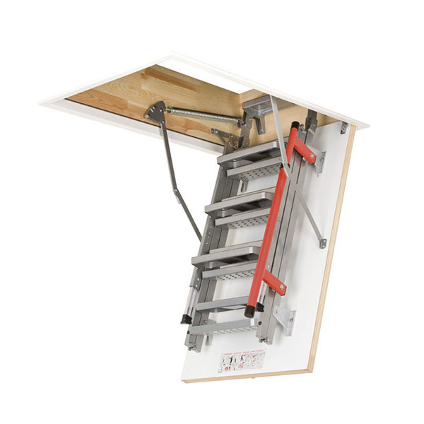 escalier escamotable LML pliee