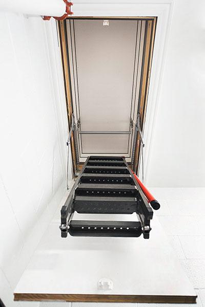 escalier escamotable LMP plie