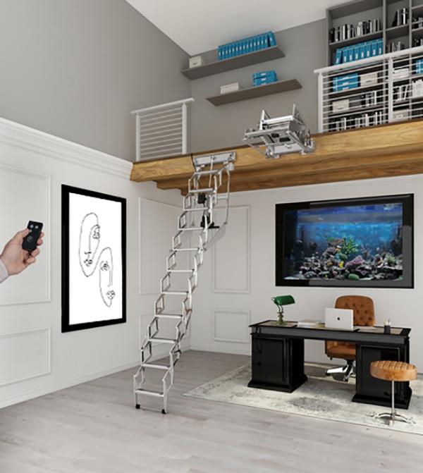 escalier escamotable fgmsp bureau