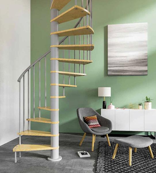 Escalier Gain De Place O 1 40m Orientation Horaire Ou Anti