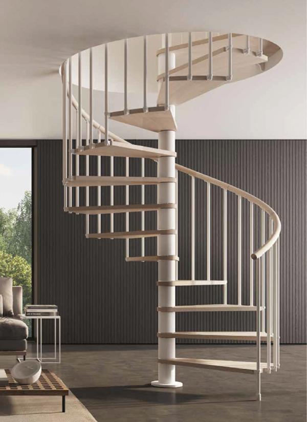 escalier gain place phola naturel