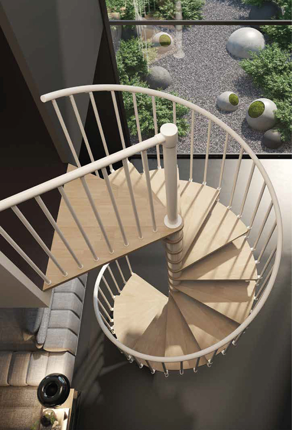 escalier gain place phola