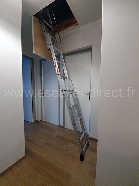 escalier grenier 9344