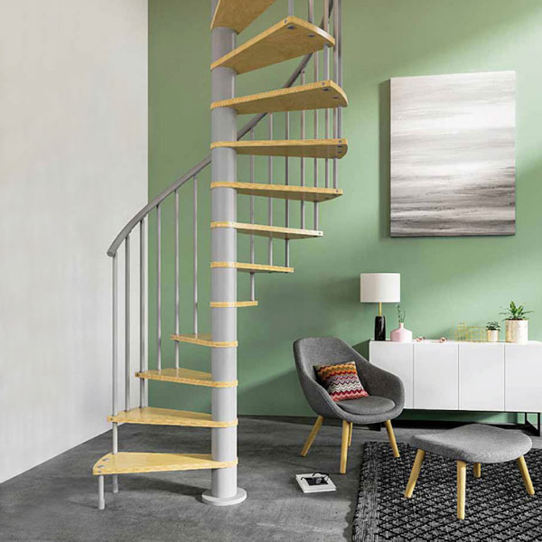 escalier helicoidal hoop