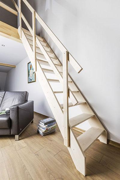 escalier meunier bois MSS